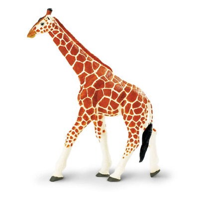 Safari Ltd Saf111189 Reticulated Giraffe, Wildlife Wonders