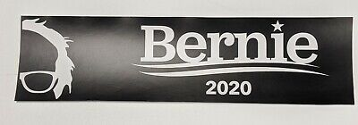 Bernie Sanders Official Campaign 2020 Bumper Sticker BERNIE FOR PRESIDENT