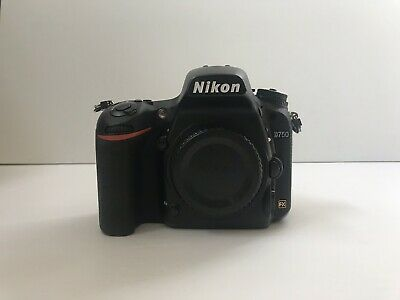 Nikon D750 24.3MP DSLR Camera - Black