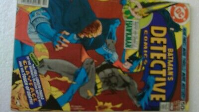 Signed Bob Kane Batman Comic Comes With Certificate Of Authenticity.
