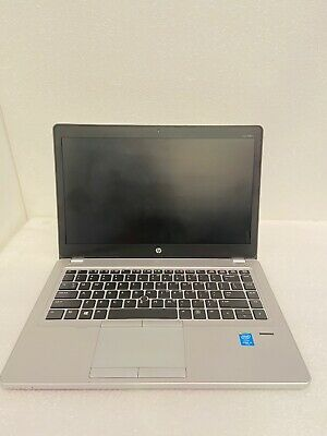 "HP ELITEBOOK FOLIO 9480M Core i5 4th Gen 2 GHz 8GB RAM 180GB SSD  15"" WIN10"