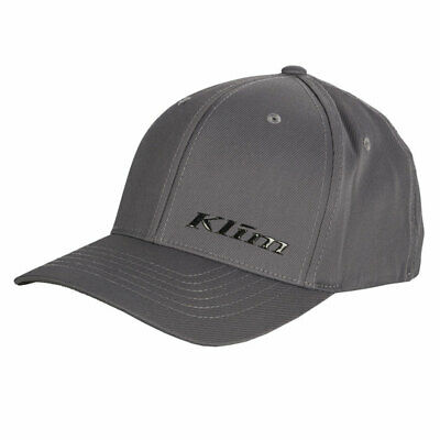Klim Stealth Flex Fit Cap Grey