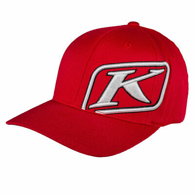 Klim Rider Cap Red / White