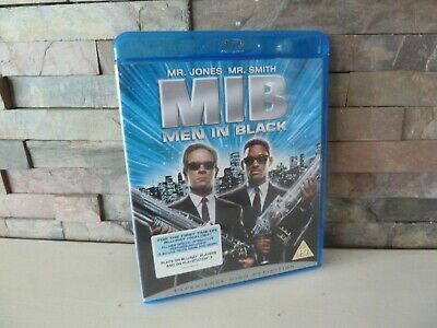 Mib Men In Black -  Blu Ray. Fast/Free Posting.
