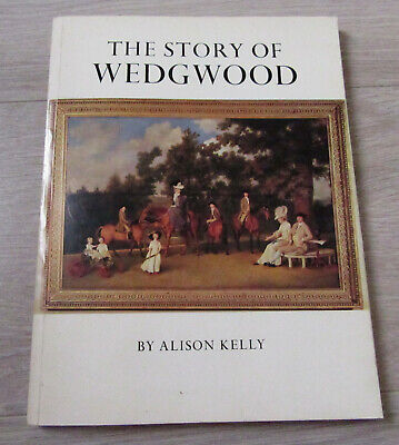 The Story of WEDGEWOOD (boek)