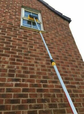Water Fed Window Cleaning Pole | Pole Squeegee Brush Equipment