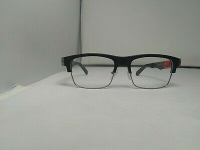 DRAGON SEATON DR113 002 MATTE BLACK  53-18-145  Italy made 6164