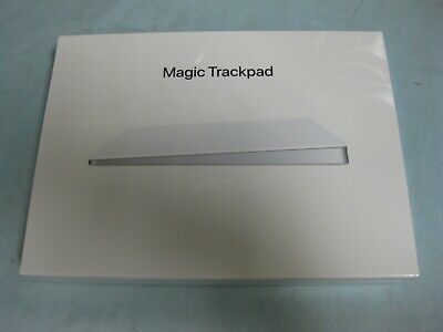 Apple Magic Trackpad 2 MJ2R2LL/A wireless with ForceTouch NEW Factory SEALED