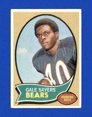 1970 Topps Set Break # 70 Gale Sayers VG-VGEX *GMCARDS*