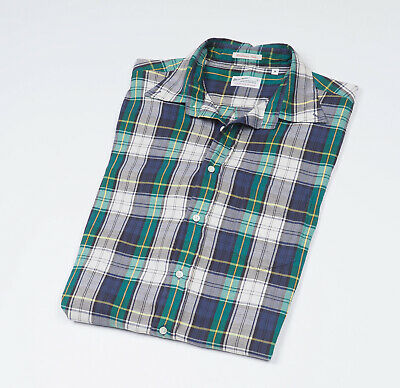 *** GANT *** Men's checked long sleeved Casual Shirt Size M