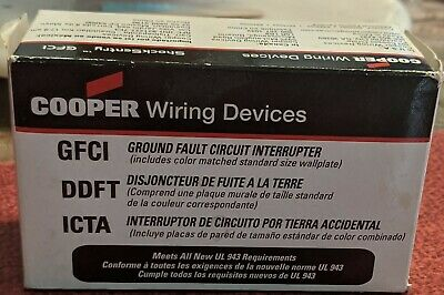 Cooper's Wiring Devices