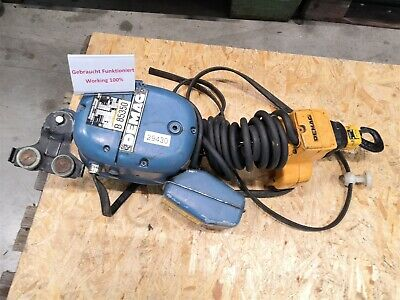Mannesmann Demag Pm 8 Chain Hoist 5637542