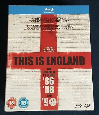 This Is England '86 , '88 & '90 - Blu-Ray - The The Complete TV Series