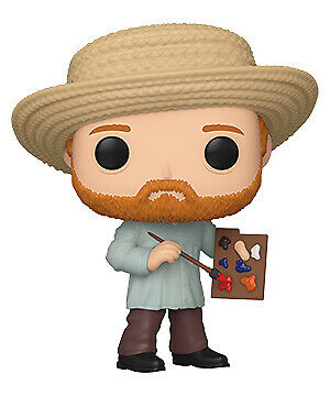 Funko Pop! Artists: Vincent van Gogh Vinyl Figure