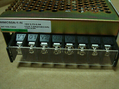 Cosel Power Supply Mmc50A-1 New In Box