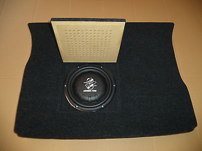 "Seat Leon III 5F Car-Hifi-Ausbau inkl. Ground Zero 12"" Subwoofer"