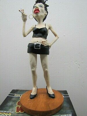 Crack Whore ( Full Moon )   LTD edition resin statue Brand new in box