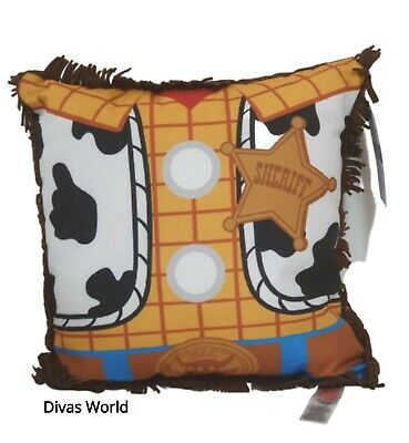 Primark Home Toy Story 4 Coussin Sheriff Woody 35 x 35 cm