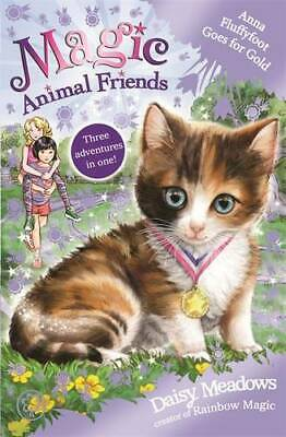 Anna Fluffyfoot Goes for Gold: Special 6 (Magic Animal Friends), Meadows, Daisy,