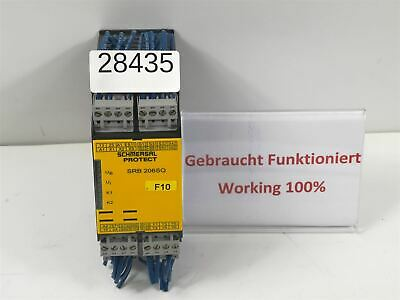 Schmersal Protect Srb 206SQ-24V Safety Relais Relay