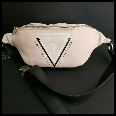 Guess Handbag Wallet Fanny bag pack sport travelling waist belt crossbody NWT