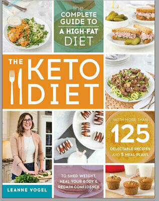 The Keto Diet_ The Complete Gui - Leanne Vogel (1) ((PDF/Eb00k))