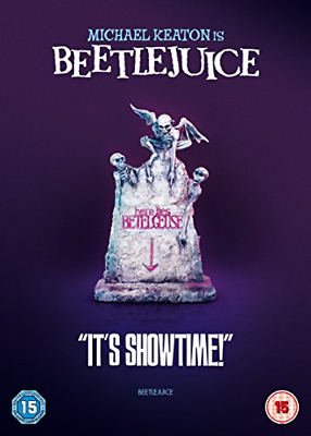 Beetlejuice [1988] [DVD], Very Good DVD, Alec Baldwin, Geena Davis, Michael Keat