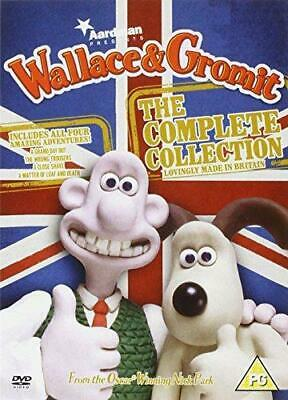 Wallace & Gromit - The Complete Collection [DVD], Very Good DVD, Peter Sallis, N