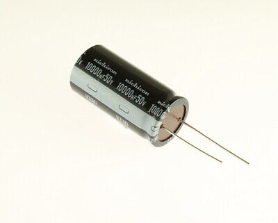7x 10000uF 35V Snap In Mount Electrolytic Capacitor Volts 10000mfd 35VDC 10,000