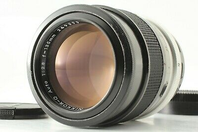 [EXC+5] Nikon NIKKOR-Q Non Ai 135mm f/2.8 MF Telephoto Lens from JAPAN