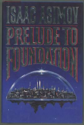 Prelude to Foundation by Isaac Asimov (Limited Edition)