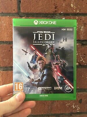 Star Wars JEDI: The Fallen Order (Xbox One) Game | SLIGHTLY USED |FAST FREE POST