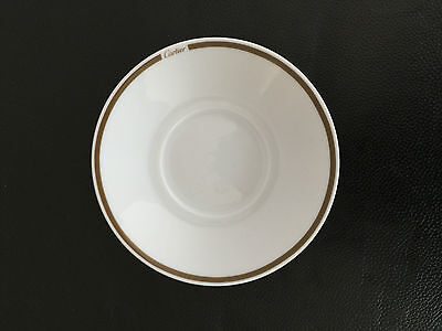 Untertasse Cartier Original Porzellan - Original Cartier Porcelain Small Dish