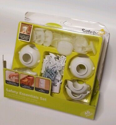 Safety 1st Safety Essentials Child Proofing Kit - Partial Set