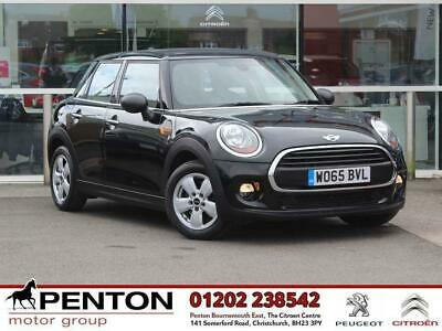 2016 MINI Hatch 1.2 One (s/s) 5dr