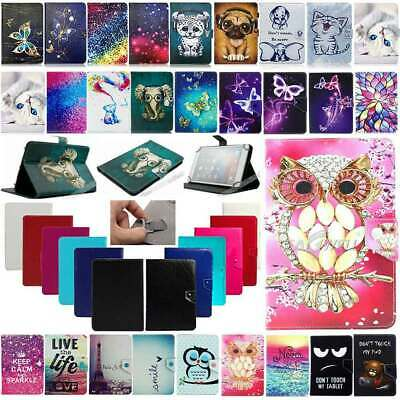 For Samsung Galaxy Tab A 10.1 inch T510 T580 Tablet Universal Leather Case Cover