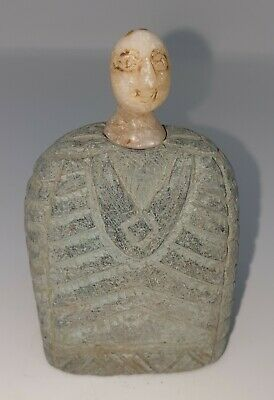 Beautiful Ancient Bactrian stone composite Idol/Statue Big and Rare Shape