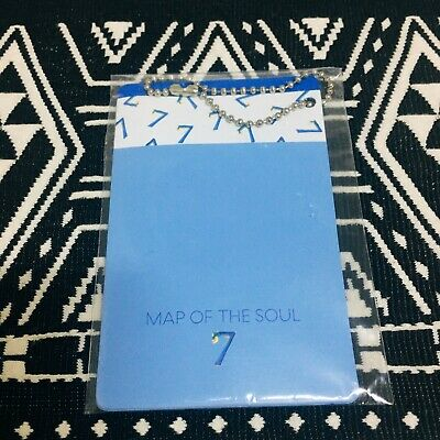 BTS Photocard Case Official Goods MAP OF THE SOUL: 7 Official Sealed New