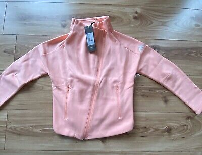 Girls Adidas Tracksuit Jacket Age 11-12