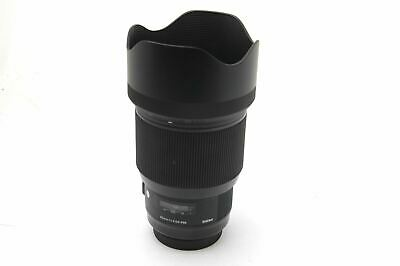 Used Sigma 85mm f/1.4 DG HSM ART Lens for Canon EF