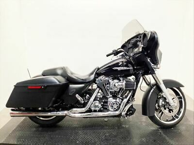 "2014 Harley-Davidson Touring  2014 Harley-Davidson Street Glide FLHX Ton's of Extras 25,232 Miles 103""/6-Speed"