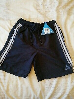 BNWT Next Boys Black School Swimming Shorts Age 7 Years