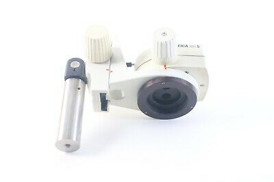 Leica MS5 Stereo Microscope Body Unit W/ Adjustable Mount
