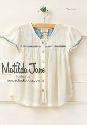 ~ MATILDA JANE~Hello Lovely~ Buttercream Top ~ SZ 6~