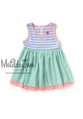 ~ MATILDA JANE~ The Adventure Begins ~Simon Says Tank Top ~ SZ 6~