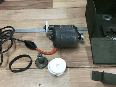 Nice Dumore Tool Post Grinder 8069 240 10K Spindle
