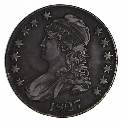 1827 Capped Bust Half Dollar - Circulated *9053