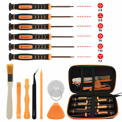 Repair Pry Screwdriver Tools Kit Set For Nintendo Switch Xbox PS4 Joy Con NS one