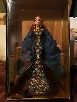 2017 Sorcha BARBIE Doll - The Global Glamour Collection NRFB GOLD LABEL