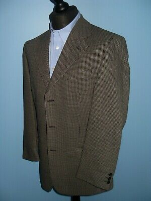 "Marks And Spencer Jacket Blazer - Med 38"" Pure New  Wool  Immaculate -Vintage"